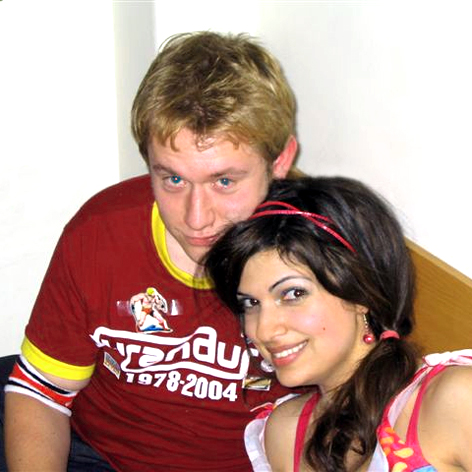 Ariane and Ben