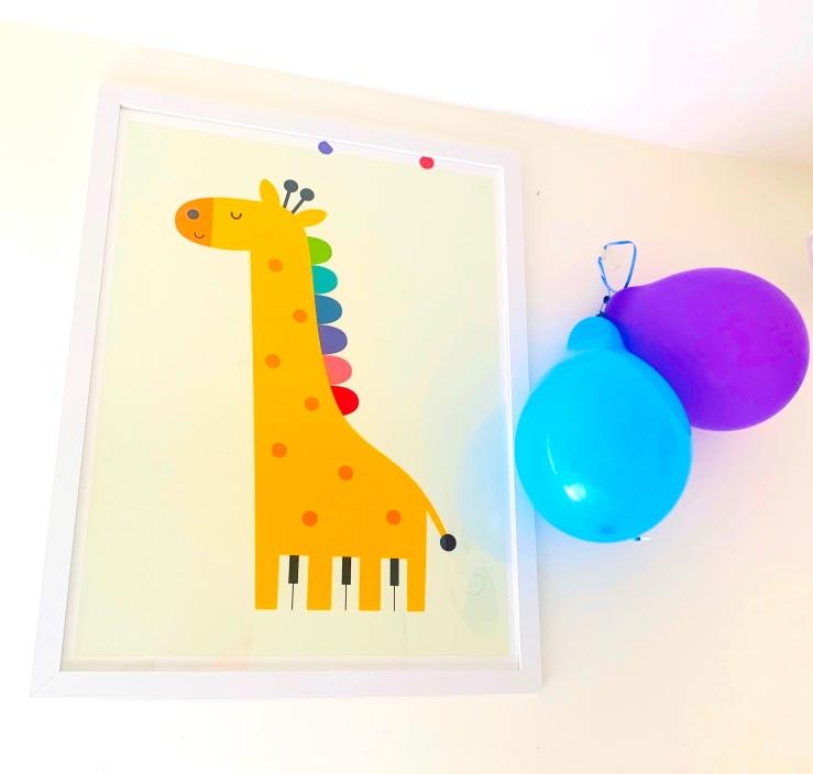 giraffe-art